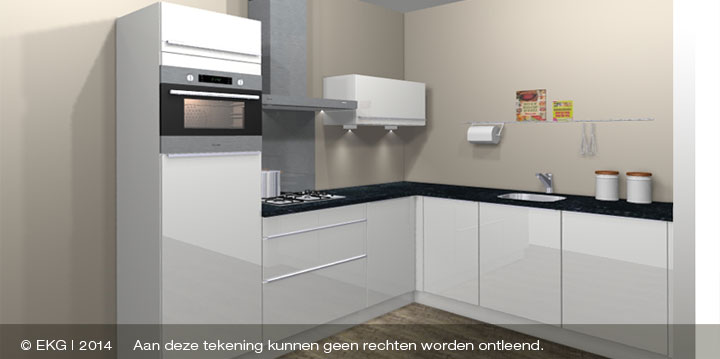 Projectkeukens
